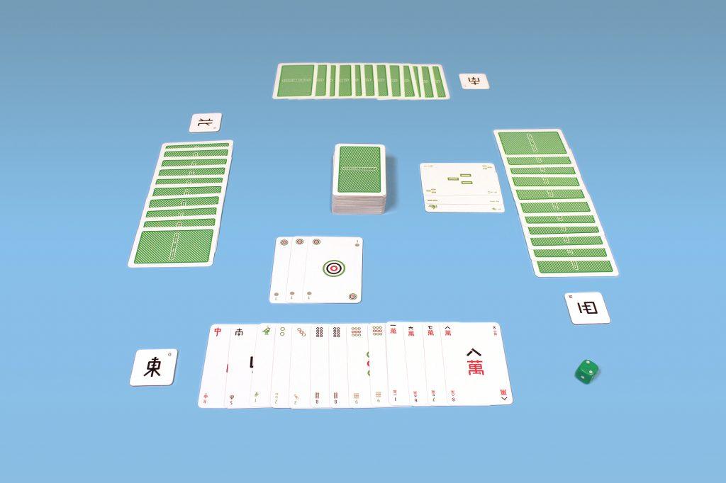 Mahjon, Mahjong das Spiel, Emanuel Steffens